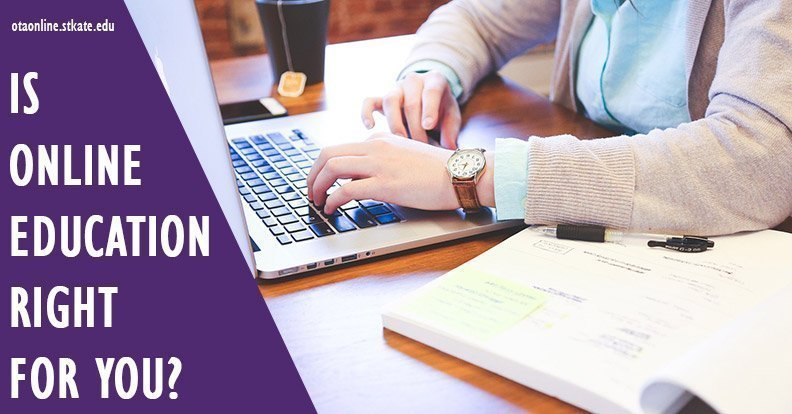 Online Education – Is it For You?